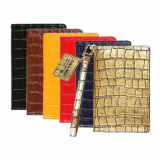Crocodile Pattern Filp Leather Phone Case